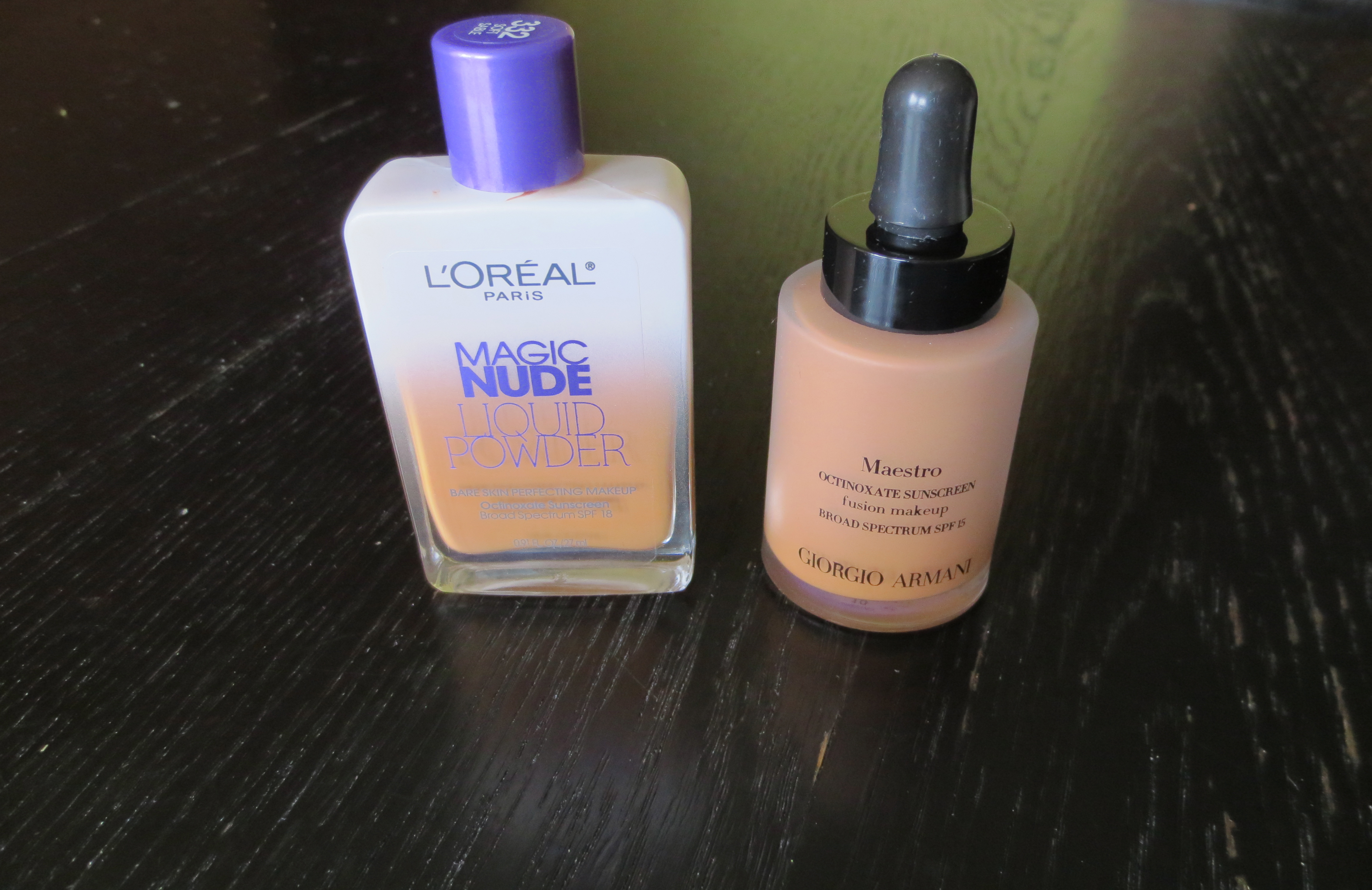 Armanis Beloved Maestro Takes on LOreals Magic Nude Foundation